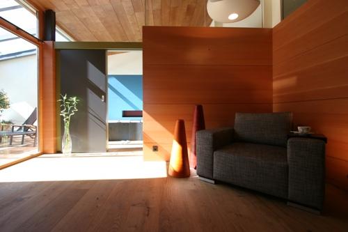 Golf en design in een imposant bergdecor for Designhotel walliserhof