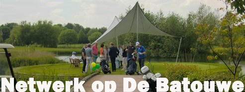 Betuws Golfcentrum De Batouwe een open golfdag Golf & Business.